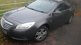 Vauxhall Insignia ecoFLEX 2 litre diesel