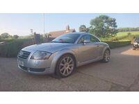 Audi tt 1.8 turbo 225 bhp, 2003, mot, excellent condition,