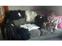 'NEW WITH TAGS' WOMANS CLOTHES BUNDLE SIZE 12 (petite) NESS, DEBENHAMS,DOROTHY PERKINS