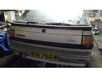 Renault 11 Boston GTL. Dry stored for 25 years