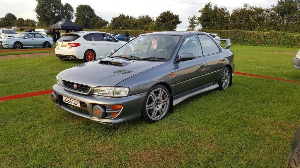 Subaru Seat Covers >> Subaru Impreza RB5 1999 | in Caldicot, Monmouthshire | Gumtree