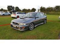 Subaru Impreza RB5 1999