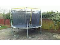 Large 12ft Trampoline