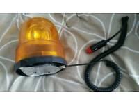 Orange magnet beacon