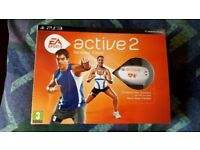 ACTIVE 2 PERSONAL TRAINER(EA SPORTS) - FOR PS3 - BRAND NEW IN BOX