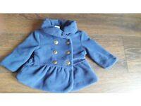 baby girl coat 0-3 months