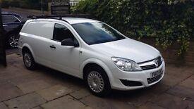 2012 / 12 PLATE Vauxhall Astravan 1.7CDTi 16v ecoFLEX (110PS) Club Panel Van 1686cc NO VAT NO VAT