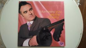 MORRISSEY YOU ARE THE QUARRY VINYL LP RECORD NOT CD RARE NUMBERED