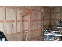 Professionally qualified carpenters team with many years of experience.