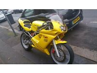 SACHS XTC 125CC VERY NICE BIKE