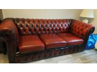 The Chesterfield Classic Sofa