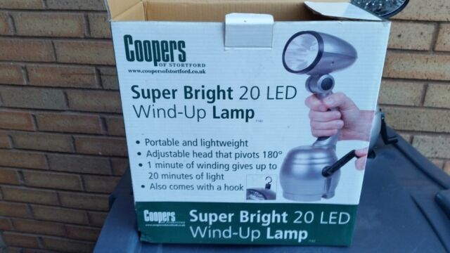 Wind up torch NEW and unused | in Torquay, Devon | Gumtree