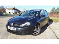 2009 Volkswagen Golf MK6 1.4 TSI SE 5dr 1 Owner from New Full Service History HPI Clear