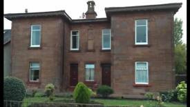 One bedroom flat in detached Villa