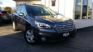 2016 Subaru Outback 2.5i - BACK-UP CAM! BLUETOOTH!