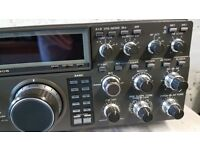 KENWOOD TS-930S HF Radio Tranceiver -atu buit in- MC60 mic- SP930 spkr -Upgraded proc