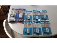 Chubb window locks