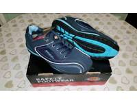 *NEW* ladies safety trainers , size 7