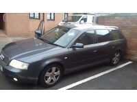 Audi A6 1.8turbo. Wery good runner. Change brakes and pads.