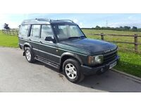 2003 land rover discovery td5 gs