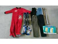 Boys clothes age 3. Includes Clarks shoes and trainers.