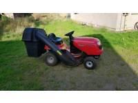 Jonsered ride on lawnmower