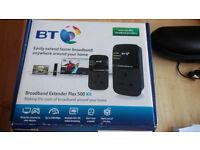 BT Broadband Extender Flex 500 (Pair)