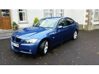 Bmw 320d just MOTed blue 6speed m box drives like new