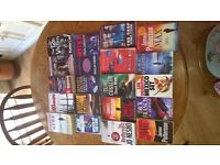 BOOK SALE THIS WEEKEND ALL CLEARANCE BOOKS £1...PB FICTION 3/£1