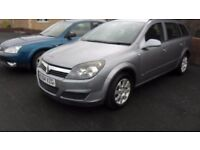 VAUXHALL ASTRA 1.7 CDTI DIESEL ONLY £375