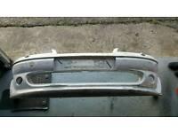 Vectra gsi front bumper