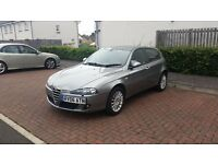2006 alfa romeo 147, stunning inside, motd, £1100 may swap part exchange why try me