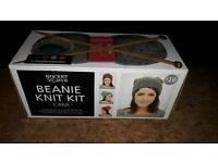Beanie knit kit