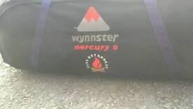 Wynnster Mercury 9 man tent