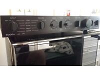 Audiolab 8000A , made in England , hi end amplifier - almost new condition.