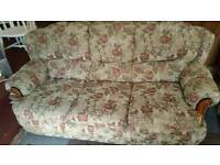 Country Style Sofa and Chair Great s Delivery Available £55