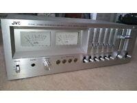 JVC JS-44 Amplifier - NEAR MINT - Faulty - No power