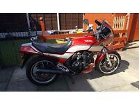 classic yamaha xj 600 low miles 1991 26 years old full m.o.t oringinal example £875