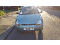 Ford KA excellent condition and 100% Genuine mileage with full service history !!