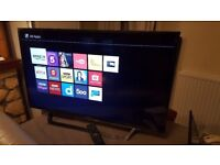 Sony BRAVIA 40 inch Smart wifi builtin LED TV 1080p HD Freeview HD