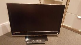 Perfectly working Technika full HD 23.6inch TV for sale!