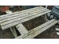 Bench pub bench
