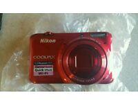 NIKON COOLPIX S6500 16MP