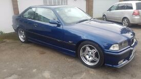 BMW E36 M3 3.0 1994 5 Speed Manual
