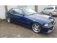 BMW E36 M3 3.0 1994 5 Speed Manual