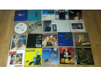 60 x 80's synth 7 inch vinyl collection kraftwerk b movie thomas dolby john foxx silicons new order
