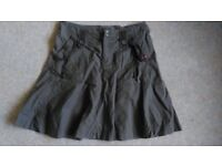 3) Size 12 Skirts £1 Some Brand New