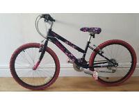 "Raleigh Krush Kids bike - 24"" wheel"