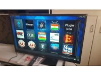 "CELLO C40227DVB-LED 40"" FULL HD LED LCD TV Ex-Display/New"