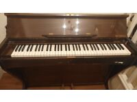 Small petite old Minstrelle piano for FREE to the first person to collect
